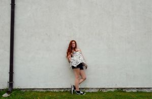 the white wall by annjapennington