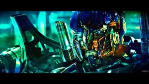Optimus IV - DOTM by zeexto
