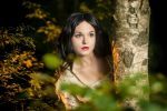 Snow White. Once upon a time. by Veiltale