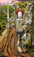 Queen of Swords Revised by Elric2012