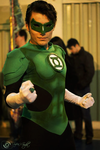 Green Lantern by Killzumi