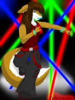 Furry Rave 2 by FoxRaver