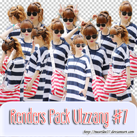 Renders Pack Ulzzang #7 by mearilee27