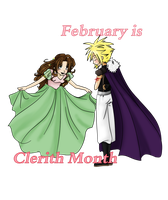February is Clerith Month by PianoxLullaby