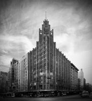 Manchester Unity Building by aviel08