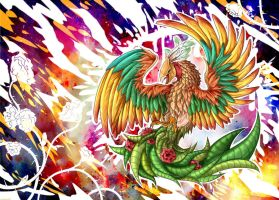 Phoenix of the earth by kiwiliko