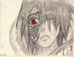 Uchiha Obito - I'm in hell (scaned re-upload) by ShinraBCA
