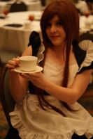Time For Tea by Foxy-Cosplay
