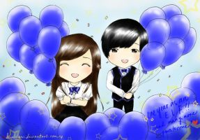 First E.L.F. Anniversary! :D by Lanaleiss