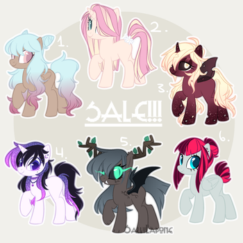 ADOPTABLE SALE! #2 [CLOSED] by SallyLapone