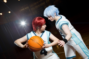 KnB: Practice Makes Perfect by Kaallisi