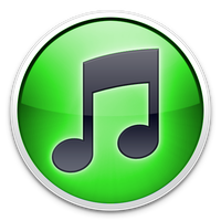 Green iTunes Icon by TheArcSage