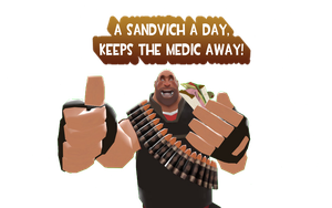 Sandvich a Day :full view it: by WolfDeityProductions