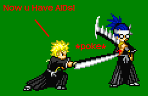 Random Comic Thing 4 AIDs by Lord-Rageous
