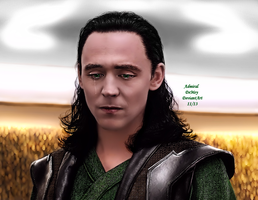 Loki - The Dark World XIV by AdmiralDeMoy