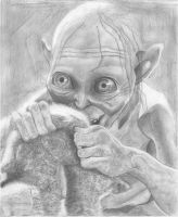 Smeagol by polishdude20