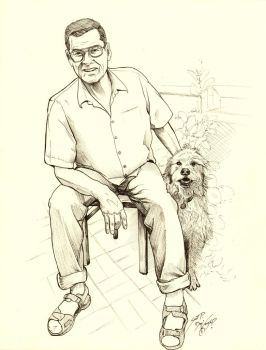 Jim and Crockett by DocRedfield