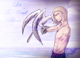 Let the Wind Blows by wolf-zaa