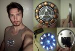 Ironman Arc Reactor Chest RT by TimDrakeRobin