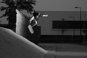 Tre-Flip Mitch Faber by eddiethink