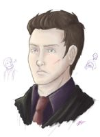 Ianto - Torchwood by maicakes