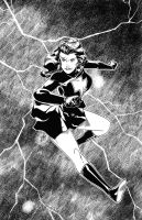 Mary Marvel by toonfed