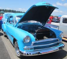 51 Chevy by zypherion