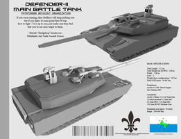 Defender II introduction by Stealthflanker