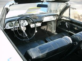 1964 Corvair Interior by RoadTripDog