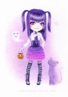 Trick or treat? by finistina