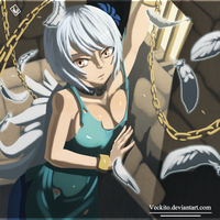 Fairy tail - An angel can not fly by Veckito