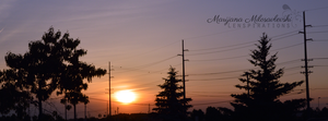 The Sunset by LenSpirations