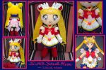 Doll- Super Sailor Moon FOR SALE by phychoticsilence