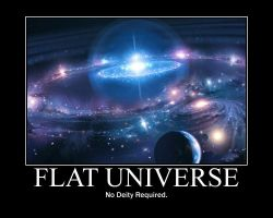 Flat Universe by Darkman140