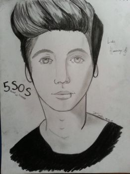 Luke Hemmings (5 Seconds of Summer) by TennisGirl289