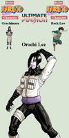 5/300 - Orochi Lee - Ultimate Fusion by eksoz