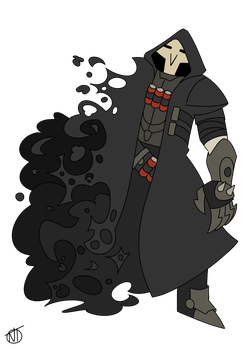 Reaper by Hierogriff