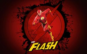 The Flash! by Garcia - Lopez (2) by Superman8193