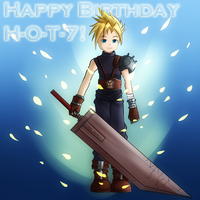 Happy Birthday HOT7 by Icy-Snowflakes