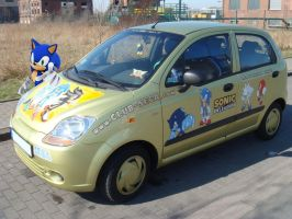 SEGA-Club Car by Sega-Club-Tikal