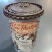 tim hortons winter cup photo by Musicislove12