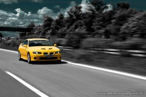 gto on the road by AmericanMuscle
