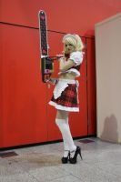 Juliet Staling Maid by GagaAlienQueen