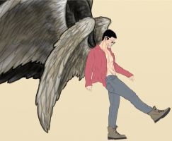 Archangel Micheal by SouthAfricanFox