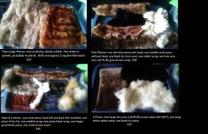 FOr Sale: Fur Scraps by talakestreal