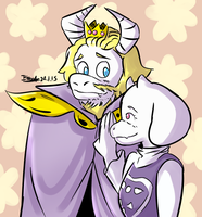 UT: ''That's My Fluffybuns'' (Collab) by DrGaster