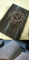 The Hunger Games - District 12 Notebook by RachelLambert