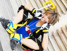 Sora:Blehhhh by astachan