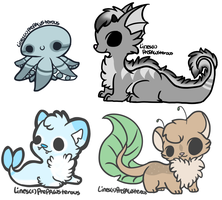 Cheap Adopts set #1 (Closed) by hedgian91