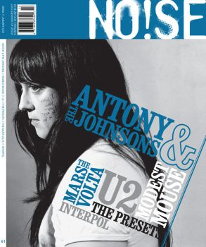 Noise Magazine Cover 3 by dirtycreature